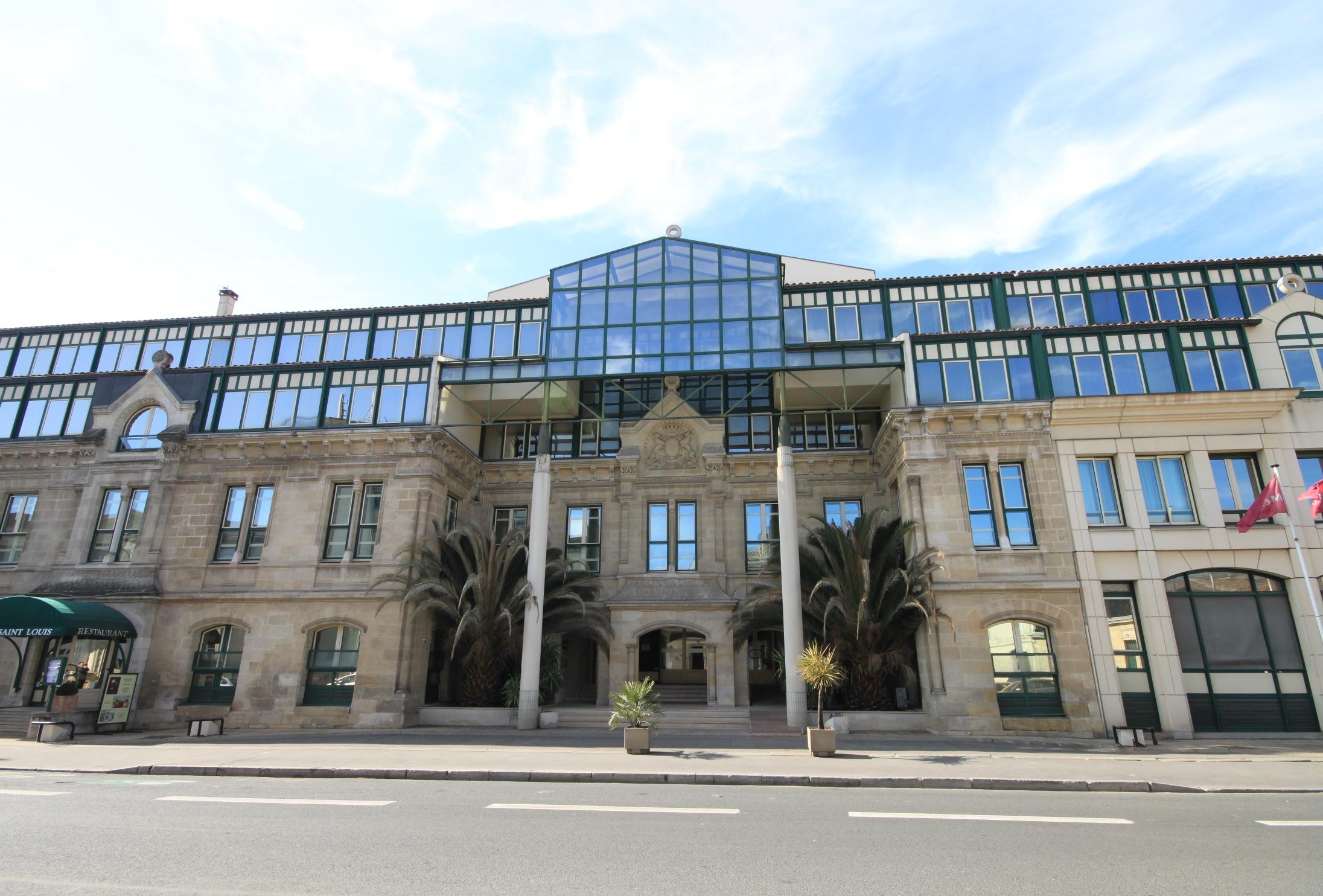 Palais Des Congres Bordeaux Hotel