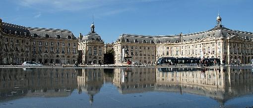 Alain Béguerie  CRT Aquitaine - Bordeaux - Place de la Bourse