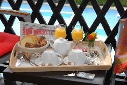 Petit dejeuner @ hotel du golf lacanau